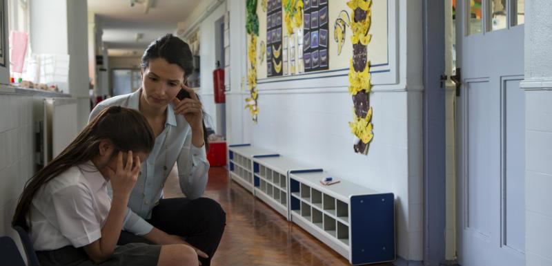 Mobilisation contre le harcèlement scolaire