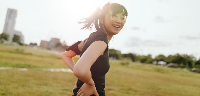 une heure d'activité physique par semaine-protection contre la dépression