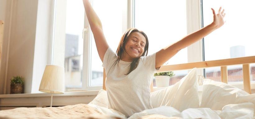 Se lever tôt : La solution anti-dépression ?